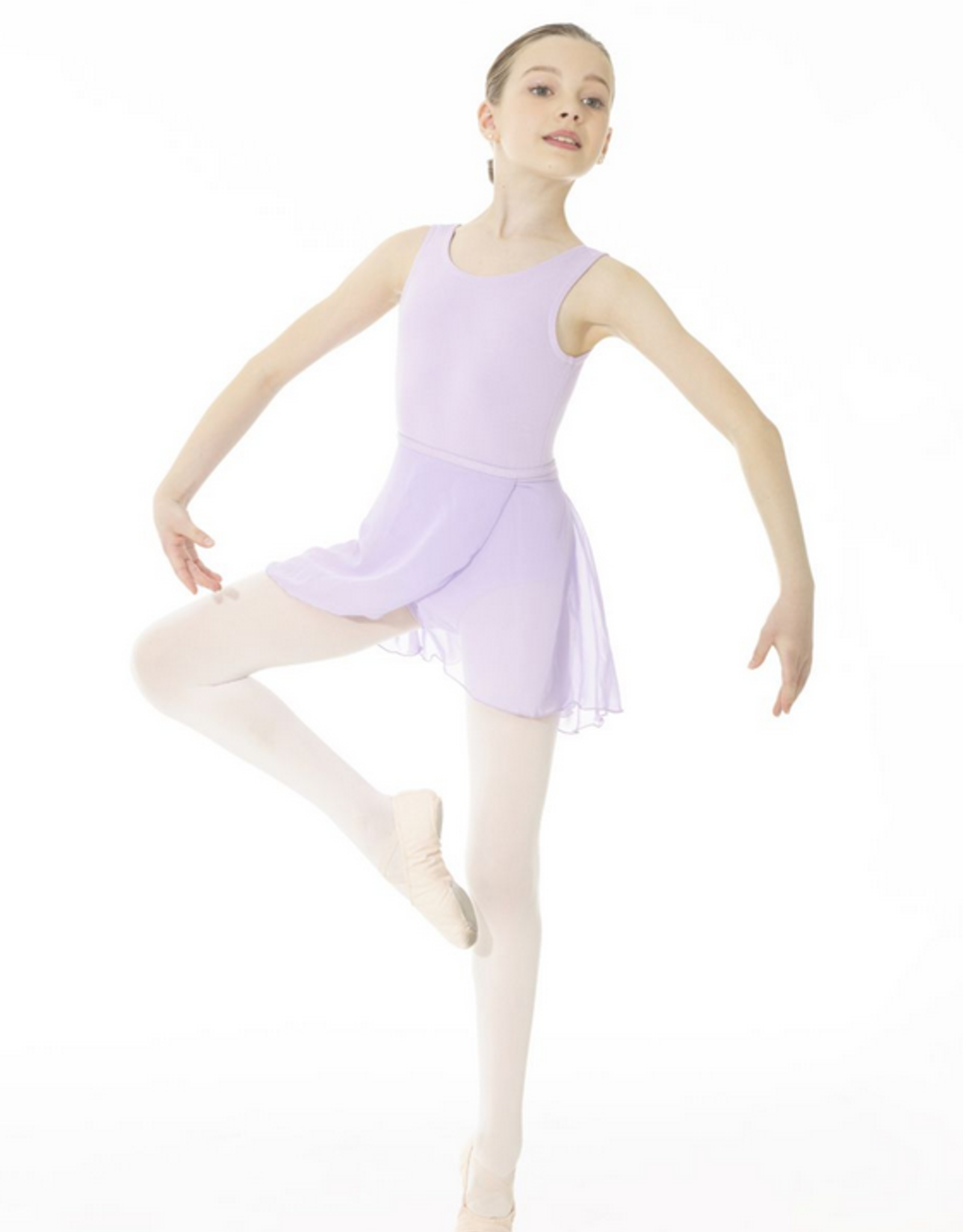 MONDOR ROYAL ACADEMY OF DANCE CHIFFON WRAP SKIRT CHILD (16100)