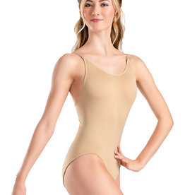 SO DANCA ANTONELLA ADULT BODY LINER WITH ADJUSTABLE STRAPS (UG202)