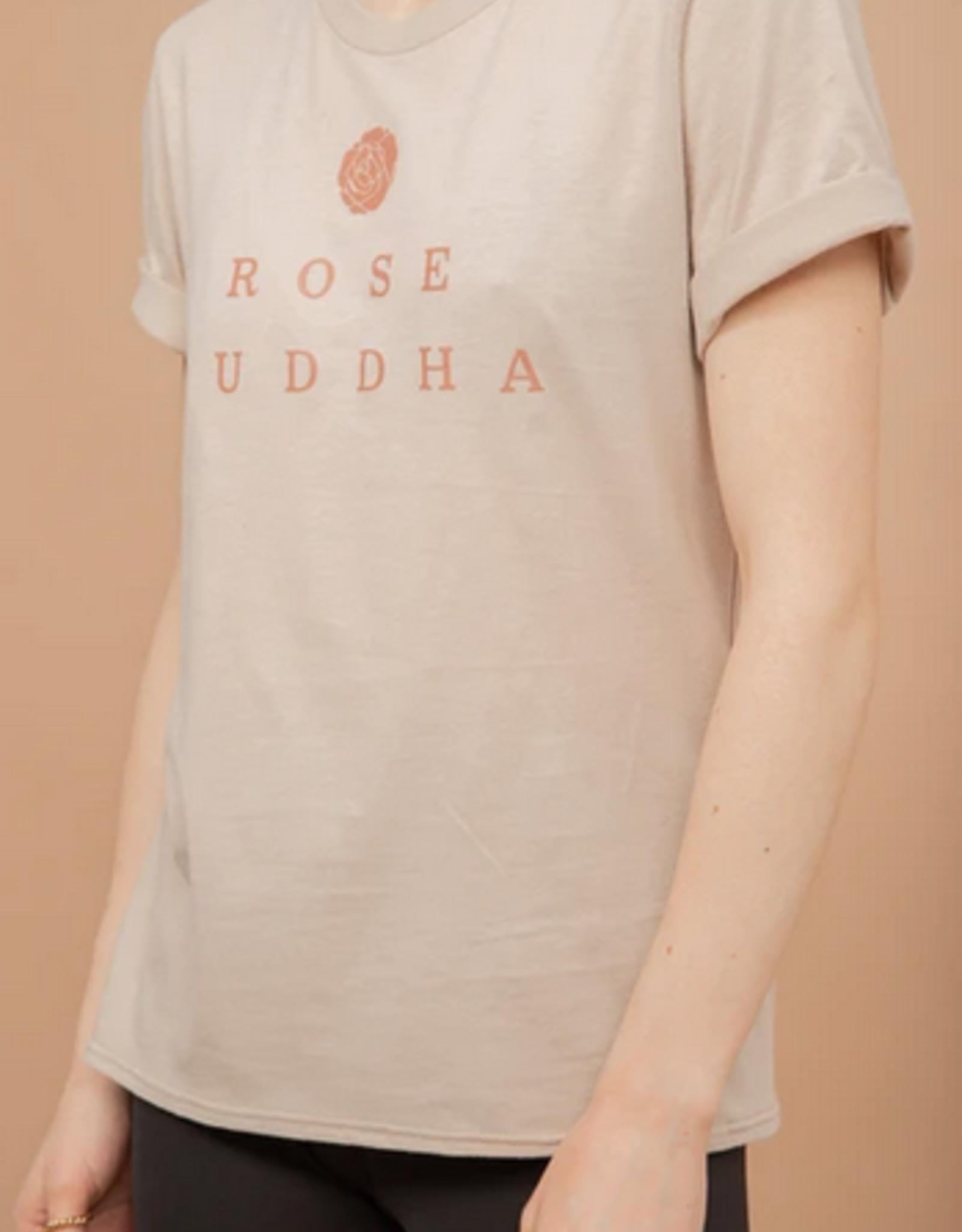 ROSE BUDDHA THE RB T-SHIRT