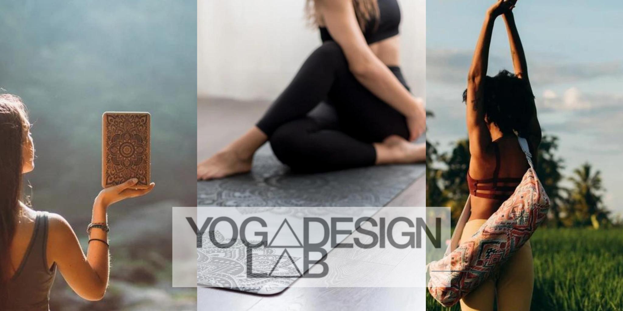 Nouveau ! Yoga Design Lab