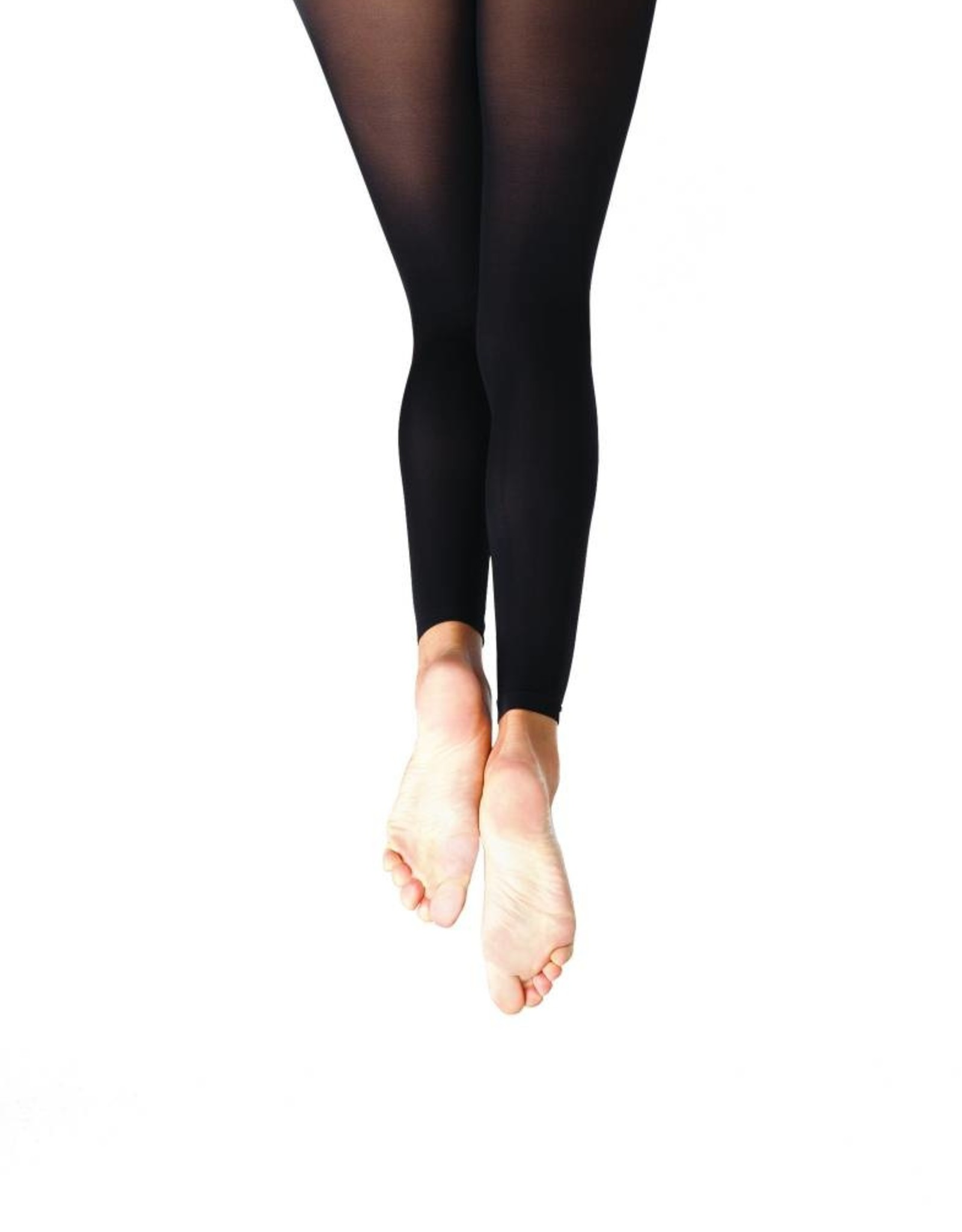 CAPEZIO ULTRA SOFT SELF KNIT WAISTBAND FOOTLESS TIGHT (1917)