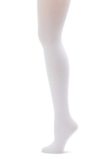 CAPEZIO ULTRA SOFT SELF KNIT WAISTBAND FOOTED TIGHT (1915C)