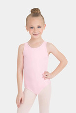 CAPEZIO CLASSIC HIGHT NECK TANK CHILD LEOTARD PINK (CC201C)