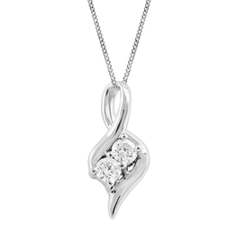 Canadian Diamond Perfect Together Pendant