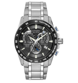 Citizen Citizen Perpetual Chronograph Atomic Timekeeping Mens Eco Drive Watch