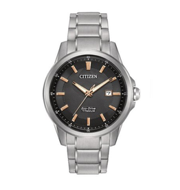 Citizen Citizen Chandler Titanium Men's Eco Drive Watch