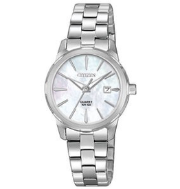 Citizen Ladies Watch with Mother of Pearl Dial