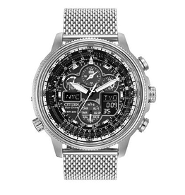 Citizen Citizen Navihawk Atomic Timekeeping Mens Watch
