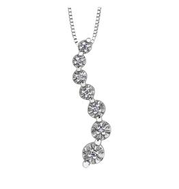 Forever Jewellery Journey Diamond Pendant