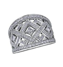 Maple Leaf Diamonds Right Hand (0.90CT)