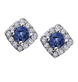 Sapphire & Diamonds