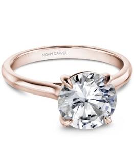 Noam Carver Bridal Mount Rose Gold
