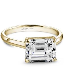 Noam Carver Bridal Mount 14K Yellow Gold