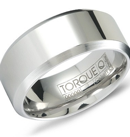 Torque 9mm High Polished Cobalt Band