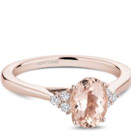 Morganite & Diamonds NC