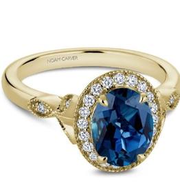 Noam Carver Noam Carver Blue Topaz & Diamonds