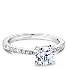 Noam Carver Noam Carver Bridal Diamond Mount White Gold