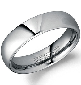 Torque Torque Tungsten Carbide 6mm Dome Men's Band