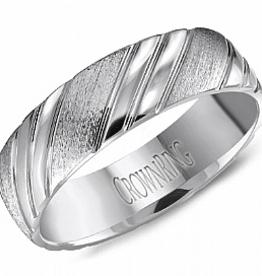 Crown Ring Carved