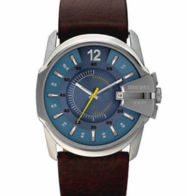 Diesel Diesel Chief Mens Blue Dial Watch