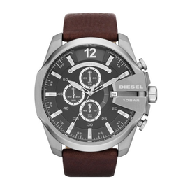 Diesel Diesel Chief Mens Leather Watch