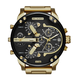 Diesel Mr. Daddy 2.0 Multi Layer Watch