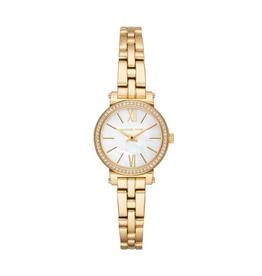 Michael Kors Michael Kors MK3833 Petite Sofie Pavé Gold-Tone Watch