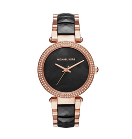 Michael Kors Michael Kors Parker Rose Ladies Watch
