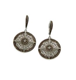 Keith Jack Keith Jack Night & Day Dangle Earrings