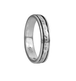 MeditationRings Meditation Ring Prana Sterling Silver
