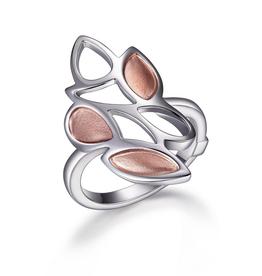 Elle Rose Petal Ring