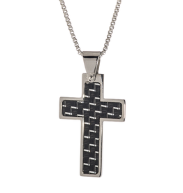 Steelx Carbon Fiber Cross