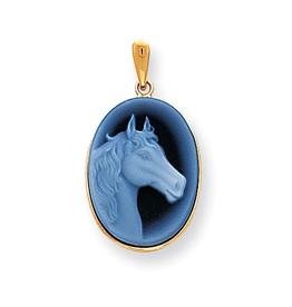 Cameo Horse