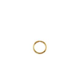 Sleepers (12mm) Yellow Gold