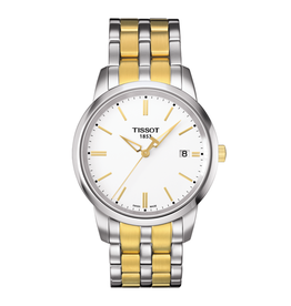 Tissot Tissot Classic Dream Men's Two Tone Watch