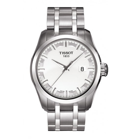 Tissot Tissot Couturier Mens Quartz Watch T0354101103100