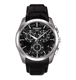 Tissot Tissot Couturier Quartz Men's Chronograph Watch