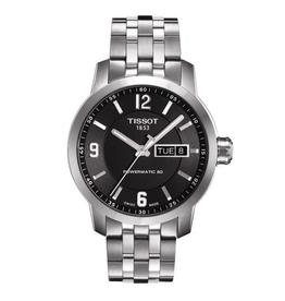 Tissot Tissot PRC 200 Automatic Men's Black Dial Watch
