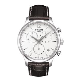 Tissot Tissot Tradition Chronograph Men's White Dial Watch