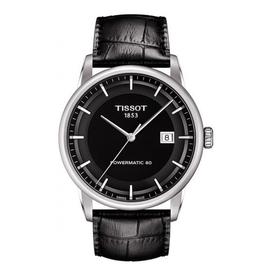 Tissot Tissot Luxury Automatic Mens Black Dial Watch T0864071605100