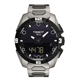 Tissot Tissot T-Touch Expert Solar Mens Watch T0914204405100