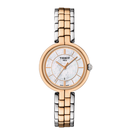 Tissot Tissot Flamingo Mother of Pearl Ladies Watch