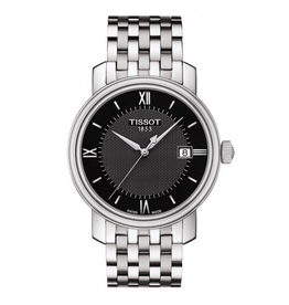 Tissot Tissot Bridgeport Quartz Men's Black Dial Watch