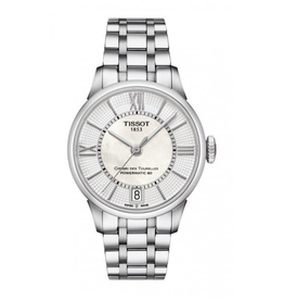 Tissot Tissot Chemin Des Tourelles Ladies Mother of Pearl Watch