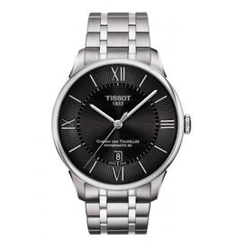 Tissot Tissot Chemin Des Tourelles Mens Black Dial Watch T0994071105800