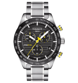Tissot Tissot PRS 516 Chronograph Mens Black Dial Watch