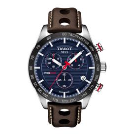 Tissot Tissot PRS 516 Chronograph Mens Blue Dial Watch
