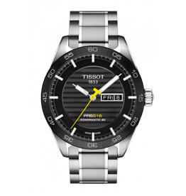 Tissot Tissot PRS516 Powermatic 80 mens Black Dial Watch