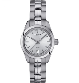 Tissot Tissot PR 100 Classic Quartz Ladies Silver Watch