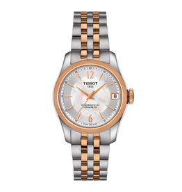 Tissot Tissot Ballade COSC Ladies Two Tone Watch